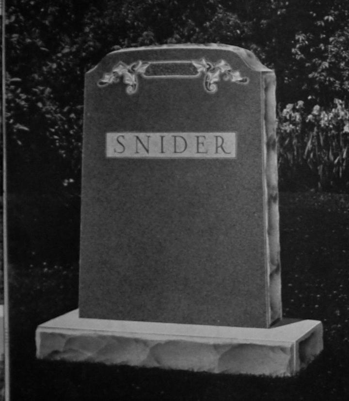 snider